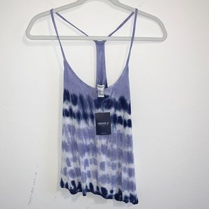 ⭐️3 for $15⭐️ BNWT Forever 21 flowy tank size M!